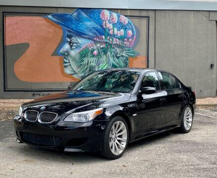 2006 BMW M5 for sale at EA Motorgroup in Austin TX