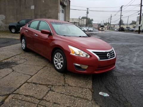2013 Nissan Altima for sale at O A Auto Sale in Paterson NJ