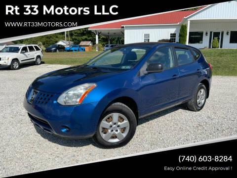 2009 Nissan Rogue for sale at Rt 33 Motors LLC in Rockbridge OH
