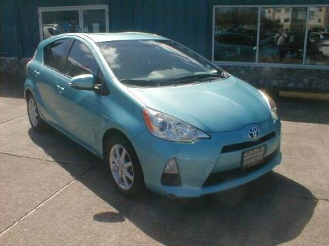 2012 Toyota Prius c for sale at Dick Vlist Motors, Inc. in Port Orchard WA