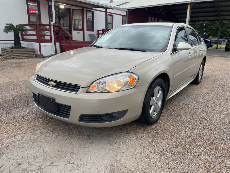 2010 Chevrolet Impala for sale at M & M Motors in Angleton TX