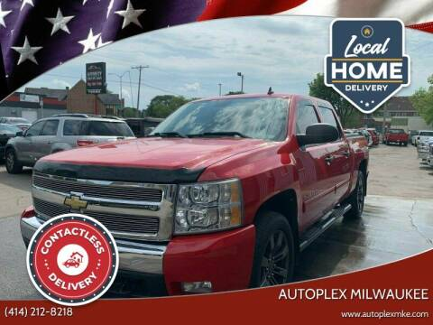 2011 Chevrolet Silverado 1500 for sale at Autoplex Milwaukee in Milwaukee WI