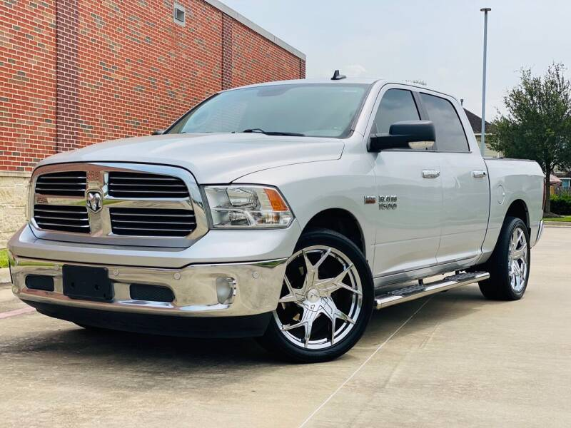 2016 RAM Ram Pickup 1500 for sale at AUTO DIRECT in Houston TX