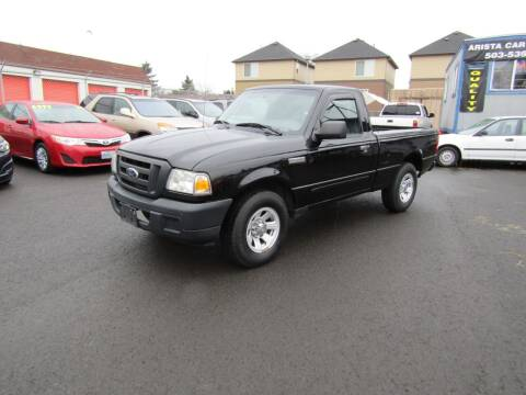 2006 Ford Ranger for sale at ARISTA CAR COMPANY LLC in Portland OR