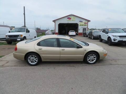 2000 Chrysler 300M for sale at Jefferson St Motors in Waterloo IA