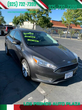 2016 Ford Focus for sale at Los Primos Auto Plaza in Antioch CA