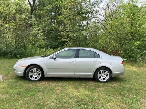 2009 Ford Fusion for sale at Expressway Auto Auction in Howard City MI