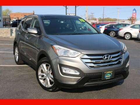 2013 Hyundai Santa Fe Sport for sale at AUTO POINT USED CARS in Rosedale MD