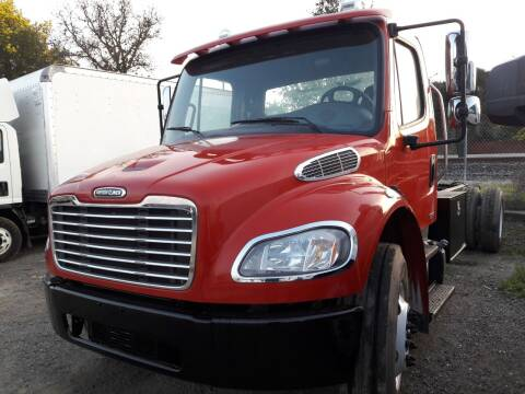 2012 Freightliner M2 106 for sale at DOABA Motors in San Jose CA