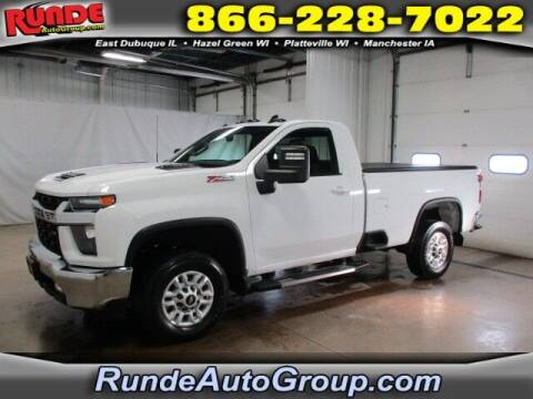 2020 Chevrolet Silverado 2500HD for sale at Runde Chevrolet in East Dubuque IL