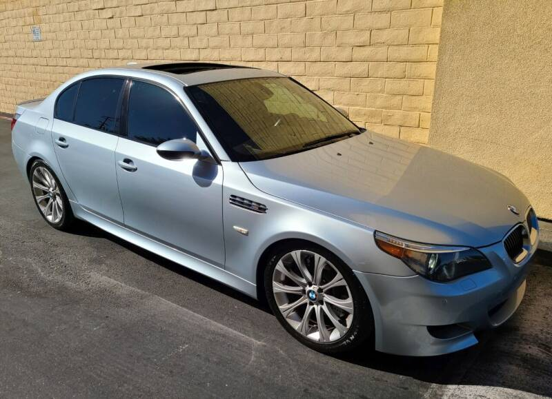 2007 BMW M5 for sale at Cars To Go in Sacramento CA