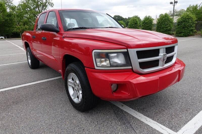 2011 RAM Dakota for sale at Womack Auto Sales in Statesboro GA