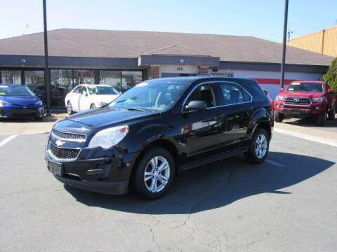 2015 Chevrolet Equinox for sale at Lynnway Auto Sales Inc in Lynn MA