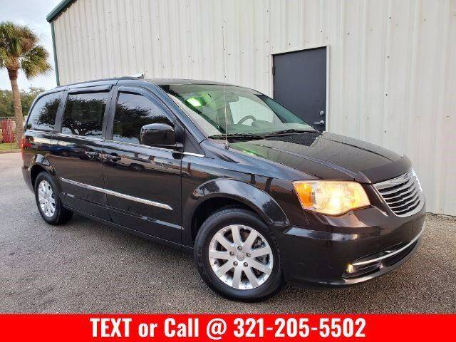 2013 Chrysler Town and Country for sale at Jaylee's Auto Sales, Inc. in Melbourne FL