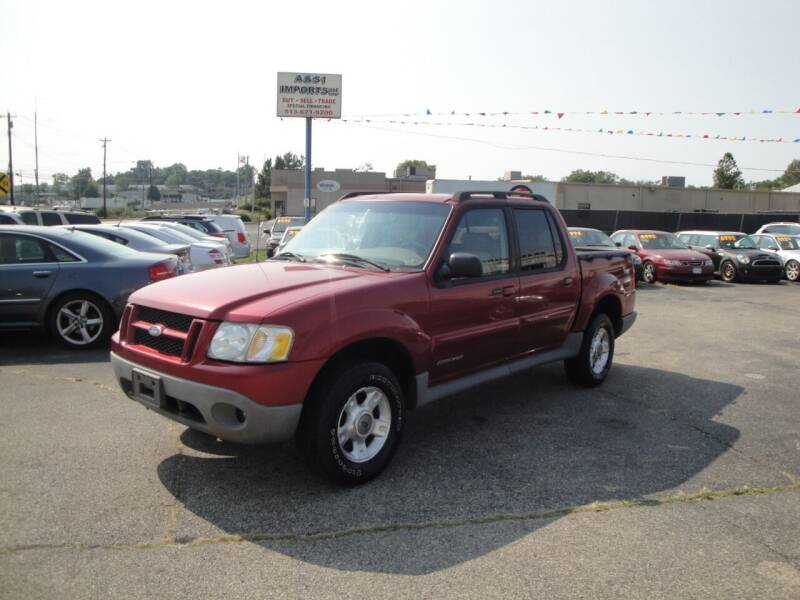 2001 Ford Explorer Sport Trac for sale in Cincinnati, OH