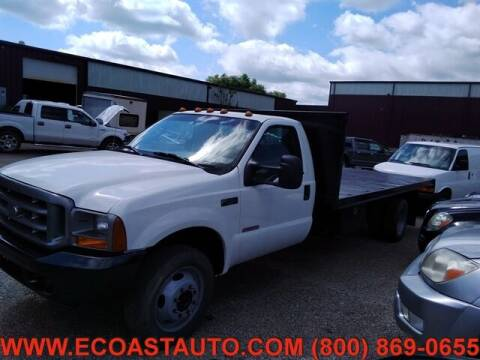 2004 Ford F-550 Super Duty for sale at East Coast Auto Source Inc. in Bedford VA
