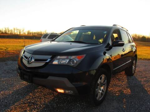 2009 Acura MDX for sale at Auto World in Carbondale IL