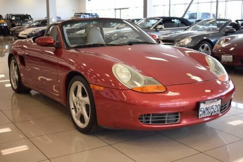 2002 Porsche Boxster for sale at Legend Auto in Sacramento CA