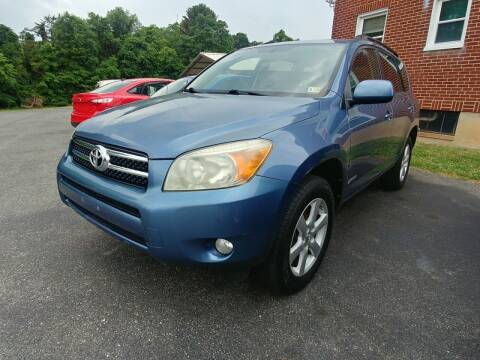 2008 Toyota RAV4 for sale at Regional Auto Sales in Madison Heights VA