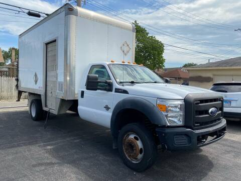2011 Ford F-550 Super Duty for sale at Windy City Motors in Chicago IL