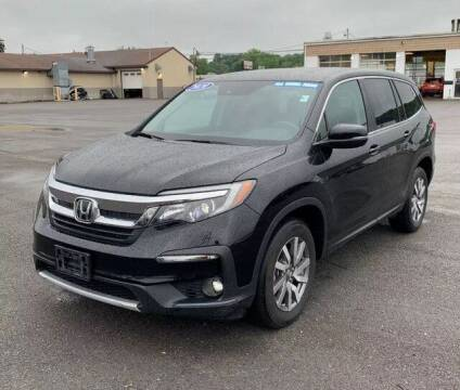 2020 Honda Pilot for sale at Tim Short Auto Mall in Corbin KY