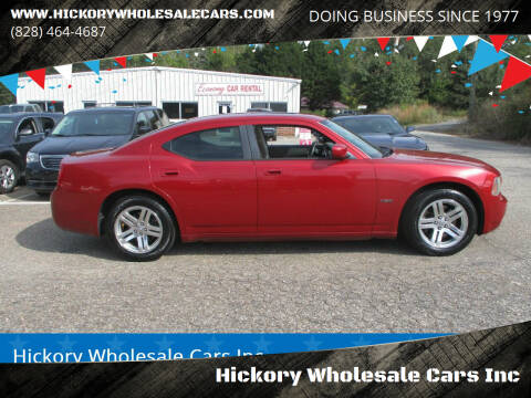 2006 Dodge Charger for sale at Hickory Wholesale Cars Inc in Newton NC