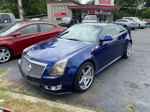2013 Cadillac CTS for sale at Right Place Auto Sales in Indianapolis IN