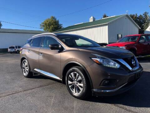 2015 Nissan Murano for sale at Tip Top Auto North in Tipp City OH