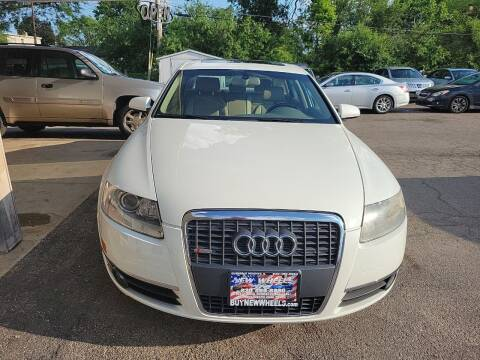 2006 Audi A6 for sale at New Wheels in Glendale Heights IL