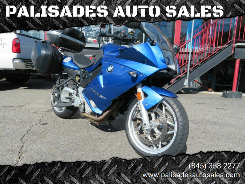 2008 BMW F800 ST for sale at PALISADES AUTO SALES in Nyack NY