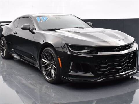 2019 Chevrolet Camaro for sale at Tim Short Auto Mall in Corbin KY