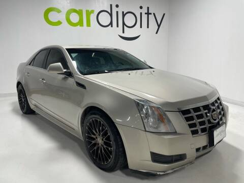 2013 Cadillac CTS for sale at Cardipity in Dallas TX