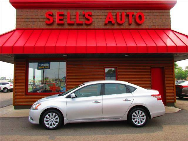 2013 Nissan Sentra for sale at Sells Auto INC in Saint Cloud MN