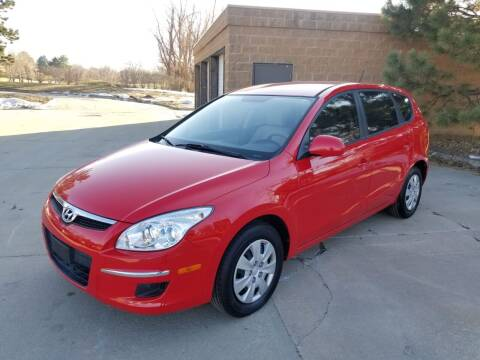 2010 Hyundai Elantra Touring for sale at QUEST MOTORS in Englewood CO