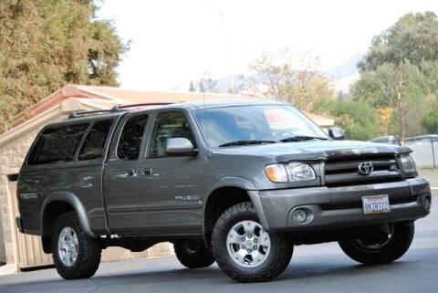 2004 Toyota Tundra for sale at VSTAR in Walnut Creek CA