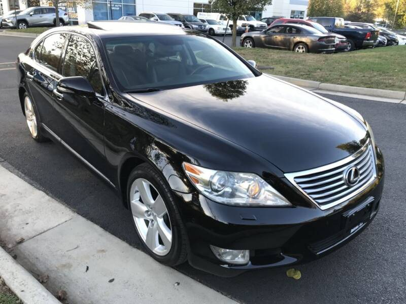 2010 Lexus LS 460 for sale at Dotcom Auto in Chantilly VA