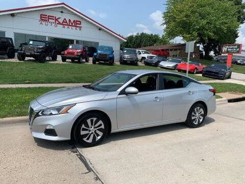 2020 Nissan Altima for sale at Efkamp Auto Sales LLC in Des Moines IA