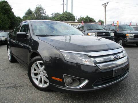 2012 Ford Fusion for sale at Unlimited Auto Sales Inc. in Mount Sinai NY