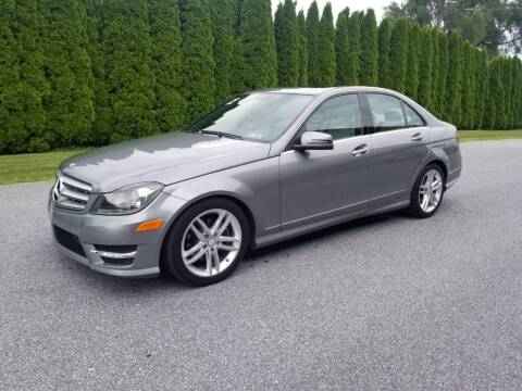2012 Mercedes-Benz C-Class for sale at Kingdom Autohaus LLC in Landisville PA