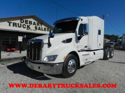 2017 Peterbilt 579 for sale at DEBARY TRUCK SALES in Sanford FL