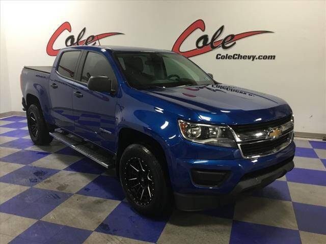 2019 Chevrolet Colorado for sale at Cole Chevy Pre-Owned in Bluefield WV