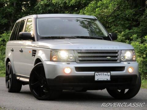 2006 Land Rover Range Rover Sport for sale at Isuzu Classic in Cream Ridge NJ