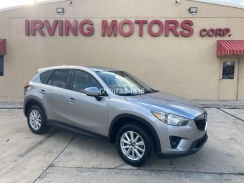2014 Mazda CX-5 for sale at Irving Motors Corp in San Antonio TX