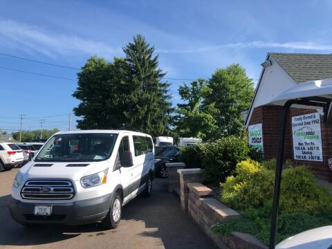 2015 Ford Transit Passenger for sale at Direct Sales & Leasing in Youngstown OH