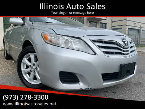 2011 Toyota Camry for sale at Illinois Auto Sales in Paterson NJ