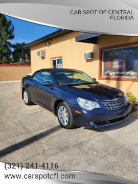 2008 Chrysler Sebring for sale at Car Spot Of Central Florida in Melbourne FL