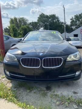 2012 BMW 5 Series for sale at Mastro Motors in Garden City MI