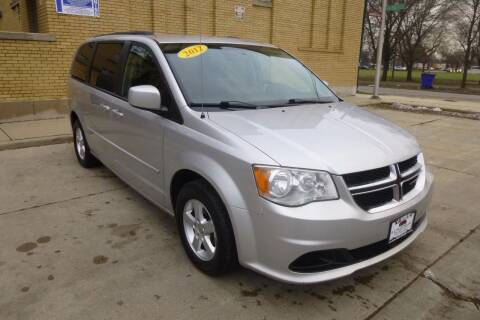 2012 Dodge Grand Caravan for sale at A1 Motors Inc in Chicago IL