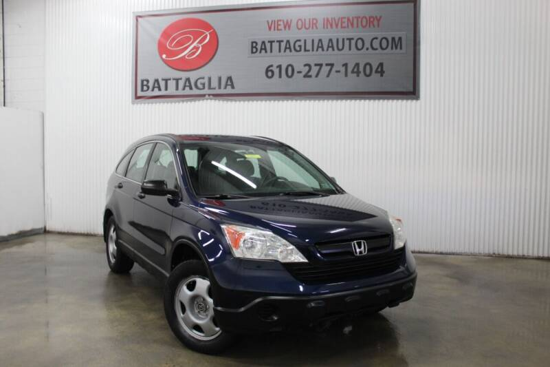 2009 Honda CR-V for sale at Battaglia Auto Sales in Plymouth Meeting PA