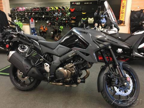 2020 Suzuki V-Strom for sale at ROUTE 3A MOTORS INC in North Chelmsford MA